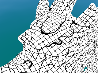 Terrain: Contour Lines using pixel shader - Graphics and GPU